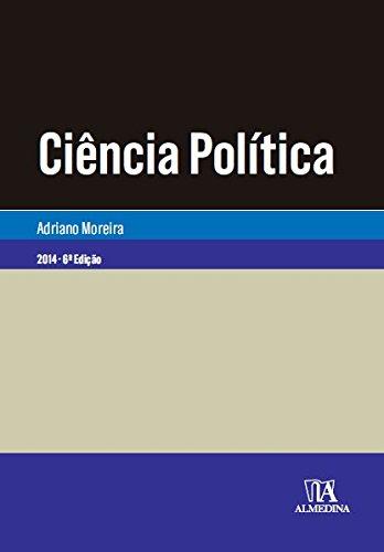 Ciência Política, livro de Adriano Moreira