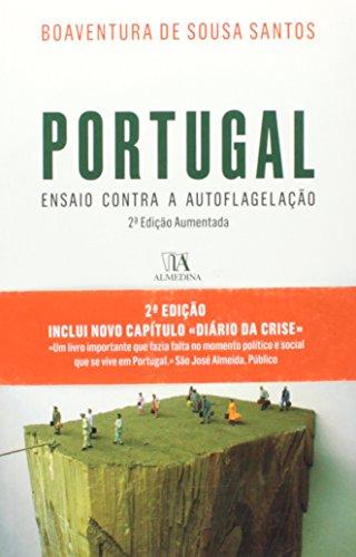 Portugal - Ensaio Contra a Autoflagelação, livro de Boaventura de Sousa Santos