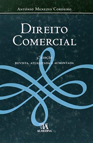 Direito Comercial, livro de António Menezes Cordeiro