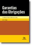Garantias das Obrigações, livro de Luís Manuel Teles de Menezes Leitão