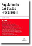 Regulamento das Custas Processuais 2012, livro de Salvador da Costa