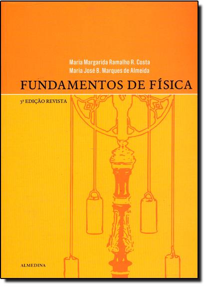 Fundamentos de Física, livro de Maria José B. Marques de Almeida