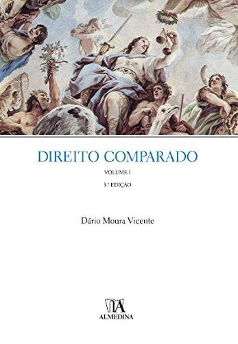 Direito Comparado - Volume I, livro de Dário Moura Vicente