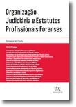Organização Judiciária e Estatutos Profissionais Forenses, livro de Salvador da Costa