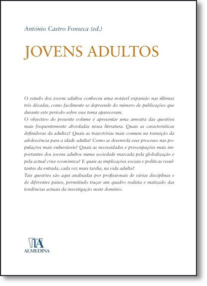 Jovens Adultos, livro de António Castro Fonseca
