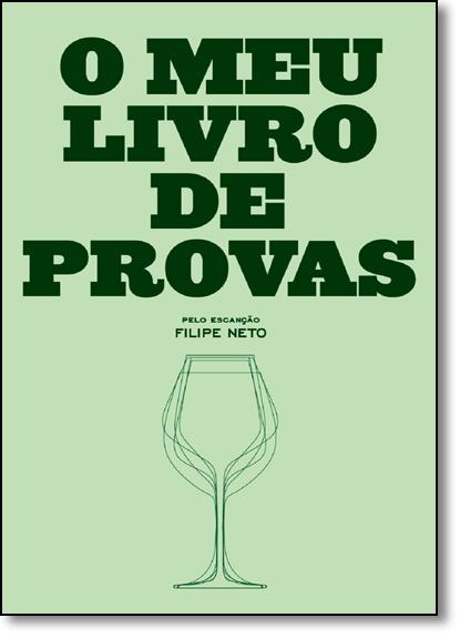Meu Livro de Provas, O, livro de Filipe Neto