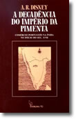 A Decadência do Império da Pimenta, livro de A. R. Disney