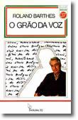 O Grão da Voz, livro de Roland Barthes