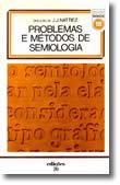 Problemas e Métodos de Semiologia, livro de Natiez, J. J. (Dir.)