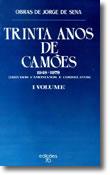Trinta Anos de Camões - Vol. I, livro de Jorge de Sena