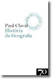 História da Geografia, livro de Paul Claval