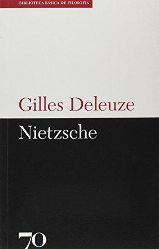 Nietzsche, livro de Gilles Deleuze