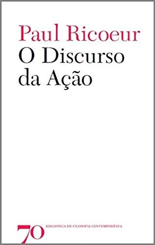 O Discurso da Ação, livro de Paul Ricoeur