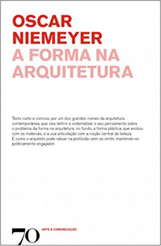 A Forma na Arquitetura, livro de Oscar Niemeyer