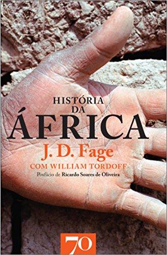 História da África, livro de J. D. Fage