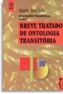 Breve Tratado De Ontologia Transitoria, livro de Alain Badiou