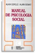 Manual De Psicologia Social, livro de Alain Cercle, Alain Somat