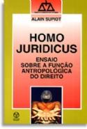 Homo Juridicus, livro de Alain Supiot