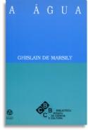 A Água, livro de Ghislain de Marsily