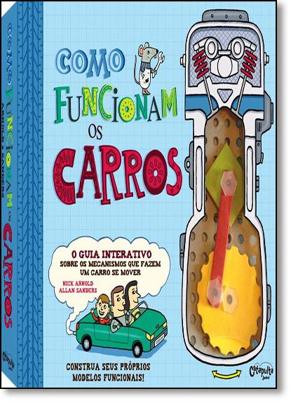 Como Funcionam os Carros, livro de Arnold Nick