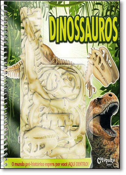 Dinossauros, livro de Nat Lambert