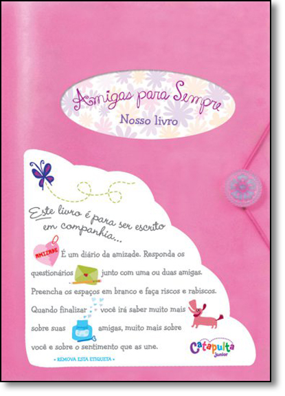 Amigas Para Sempre, livro de Klutz
