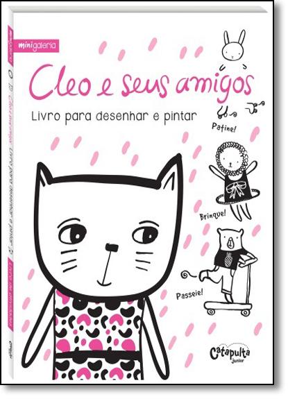Cleo e Seus Amigos, livro de Surya Sajnani
