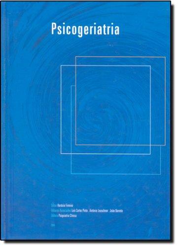 Psicogeriatria, livro de Horácio Firmino
