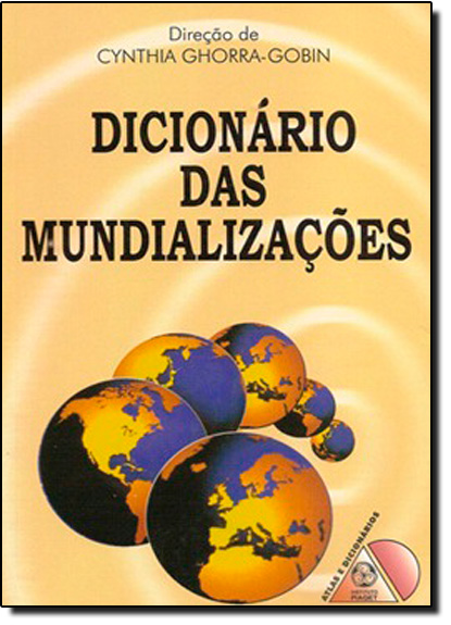Dicionario das Mundializacoes, livro de Cythia Ghorra Gobin