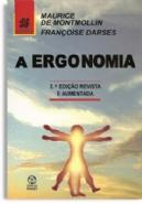 ERGONOMIA 2 edicao, livro de MAURICE DE MONTMOLLIN
