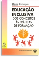 Educação Inclusiva,Dos Conecitos às Práticas de Formação - 2° Edição, livro de David Rodrigues