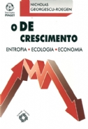 Decrescimento, O, livro de Nicholas Georgescu-Roegen