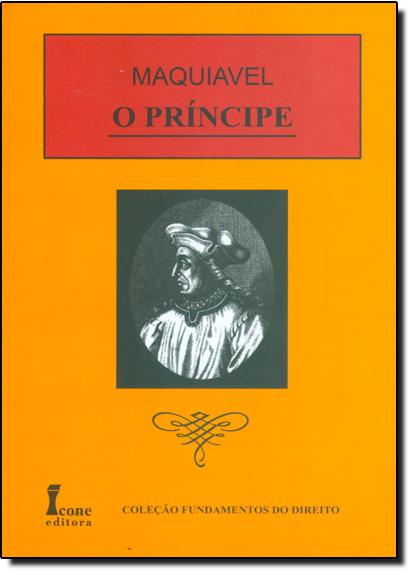 Principe, O, livro de Nicolau Maquiavel