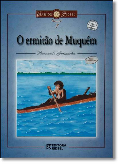 Ermitão de Muquém, O, livro de Bernardo Guimarães