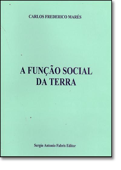 Função Social da Terra, A, livro de MARES
