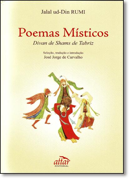 Poemas Místicos, livro de Jalal ud-Din Rumi