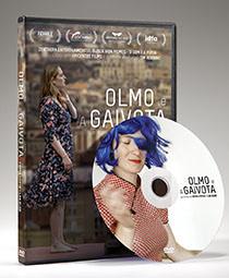Olmo e A Gaivota - DVD, livro de Petra Costa e Lea Glob